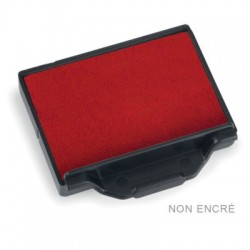 Cassette Trodat Encrage Rouge 6/56C